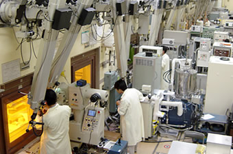 Hot Laboratories Japan Atomic Energy Agency Nuclear